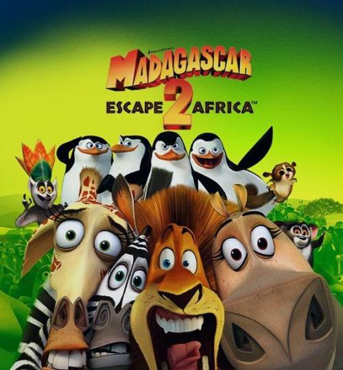 A Casa da Mãe Joana - Madagascar 2